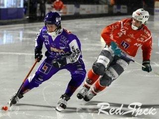 Хоккей с мячом, Allsvenskan, 8 тур