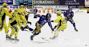 Хоккей с мячом. 7 января. Скандинавский уик-энд.