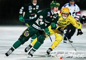 Хоккей с мячом, Швеция, 12 января, 4 тур
