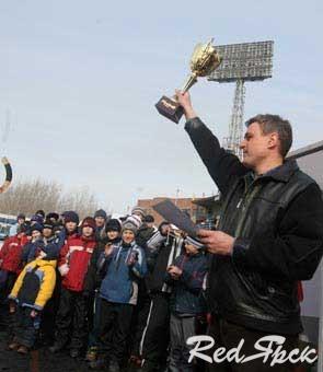 Кубок остается в Красноярске